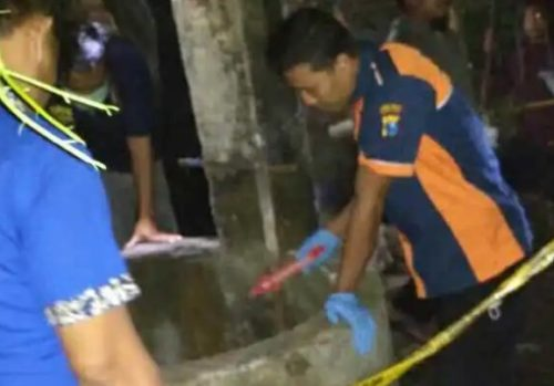 Menghilang Tiga Hari, Balita Ditemukan Tewas Dalam Sumur