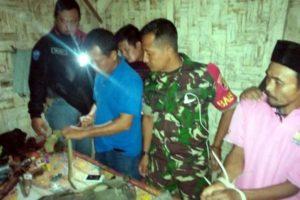 Miliki Senjata Rakitan, Rumah Jumari Didatangi TNI dan Polisi