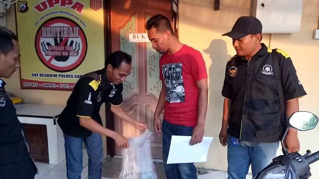 Buang Limbah Sembarangan, Klinik Qona'ah Dilaporian ke Polisi