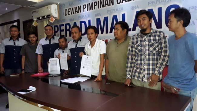 Yayan Riyanto SH dan Paguyuban Jeeo Malang Raya. (gie)