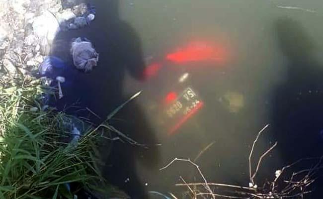 Vario Gress Ditemukan di Dasar Sungai, Kehabisan BBM Dibuang Maling