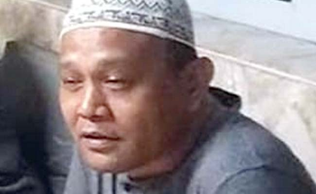 SERAHKAN DIRI: Nawari terpidana kasus penganiayaan berstatus DPO sudah mendekam di Lapas Bondowoso
