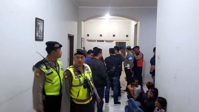 Dua Bocah Keluhkan Rekrutmen Member, QNet Kota Malang Digrebek
