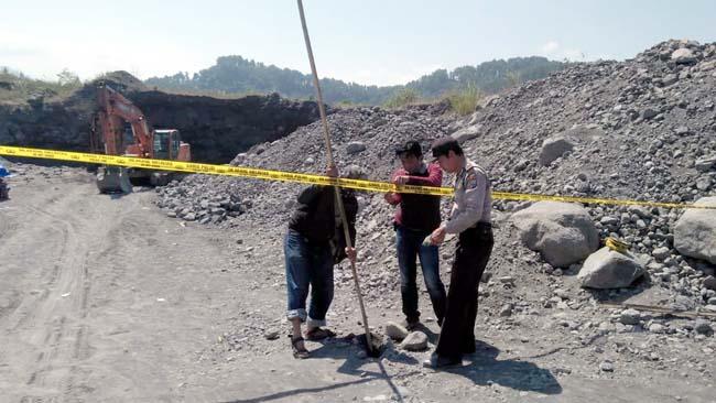 ESDM Investigasi Tewasnya Warga Lumajang di Area Pertambangan, Apa Hasilnya
