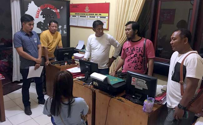 Polisi Amankan Belasan Pemandu Lagu Asal Bandung Masih Bocah