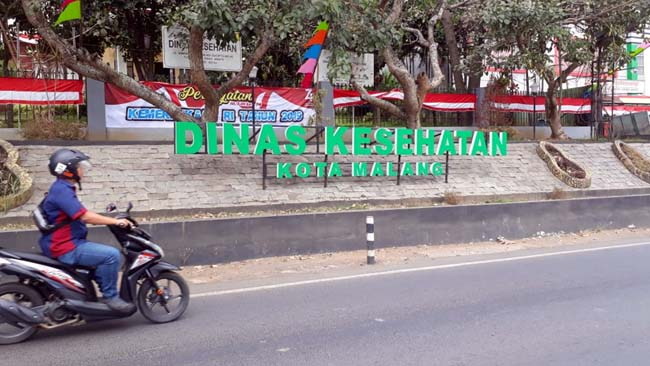 Dinkes Kota Malang Dirampok, Satpam Ditodong Pistol, Kuras Uang Koperasi