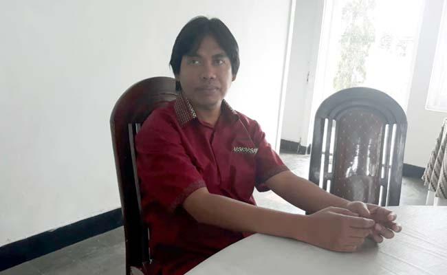 Direktur PT BWR Kota Batu, Bagyo Prasasti Prasetyo. (dok)