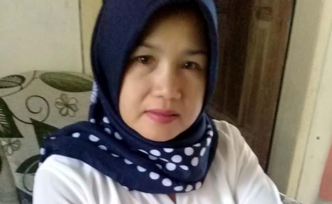 Astuti Dwi Susanti Nasabah Cs Finance. (tut/repro)