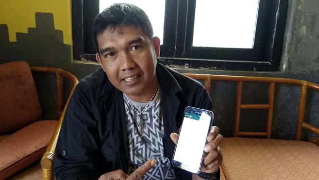 Medsos Dibajak, Whatsapp Ketua Bawaslu Kota Batu Digunakan Minta Uang