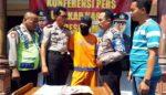 Transaksi Sabu Bersama Teman Ceweknya, Arek Krian Diringkus Polisi