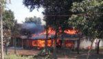 Dua Rumah di Tapen Bondowoso Terbakar, Satu Orang Tewas