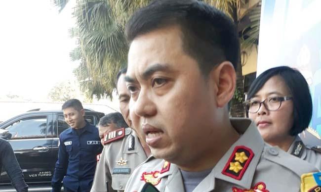 Kapolres Malang Kota AKBP Dony Alexander SIK MH. (gie)