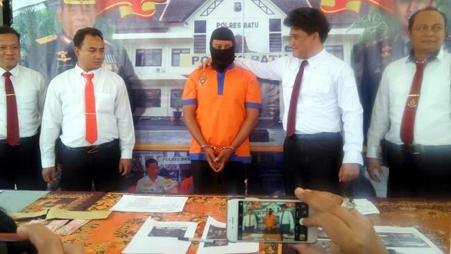 Pencuri Barang Antik di Rumah Keluarga Alm Munir ( Kontras) Mengaku Masih Saudara Jauh