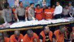 Perang Narkoba 13 Hari, Polres Malang Kota Bongkar 22 Kasus