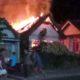 Listrik Konslet, Rumah Warga Sumberwuluh Lumajang Terbakar